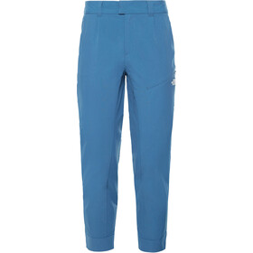 The North Face Inlux Cropped Pants Women blue wing